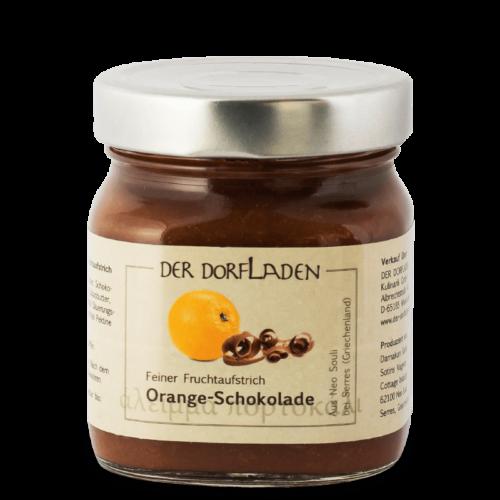 DER DORFLADEN Fruchtaufstrich Orange-Schokolade
