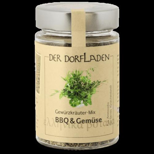 DER DORFLADEN Gewürzkräutermix BBQ & Gemüse