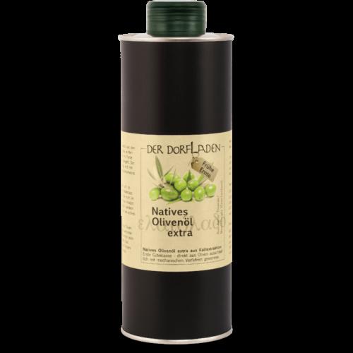 """DER DORFLADEN Olivenöl extra-nativ aus früher Ernte """"Agourélaio"""""""