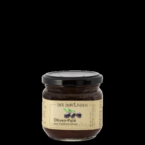 DER DORFLADEN Oliven-Pate aus Kalamon-Oliven
