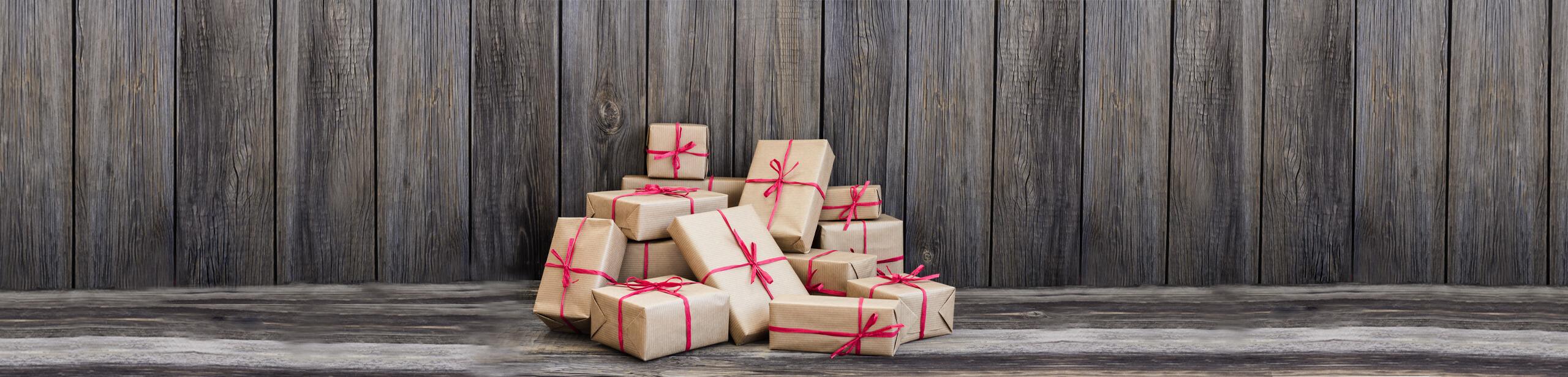 Geschenkservice vom Dorfladen
