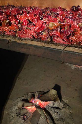 DER DORFLADEN geräucherte Paprika aus Garefi