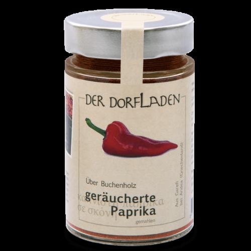 DER DORFLADEN - geräucherte Paprika (Pulver)